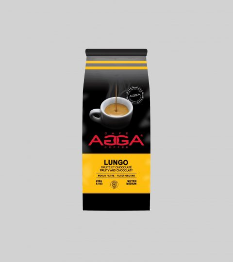LUNGO 250 G – Ground