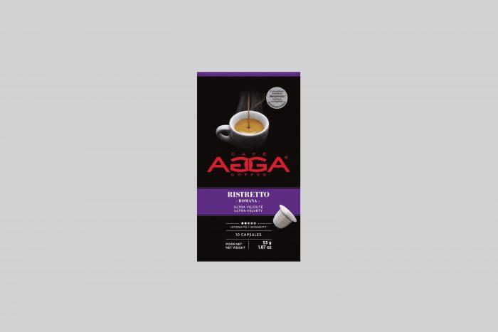 0001174 Espresso Ristretto 1 X 10 Capsules