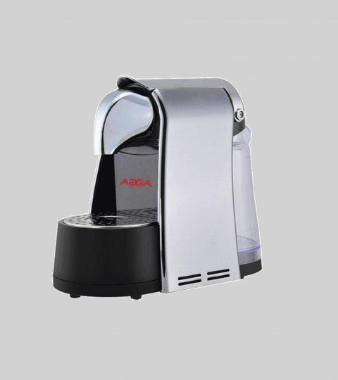 Capsule Machine Grey Compatible Nespresso ®